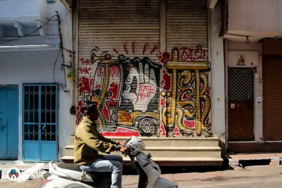 Graffiti - Udaipur