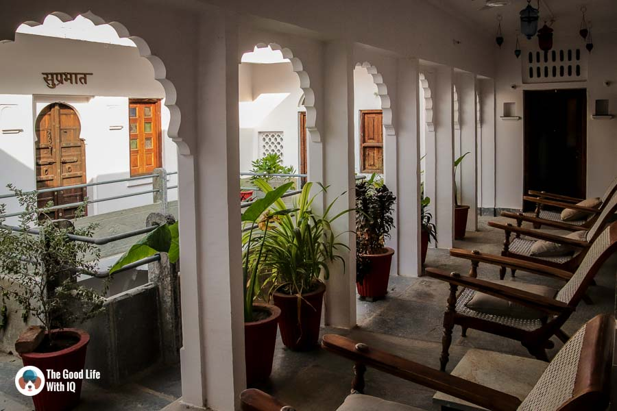 Homestay sit-out - Chittorgarh