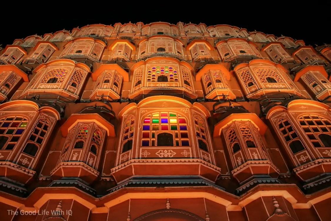 Hawa Mahal, Old City, Jaipur