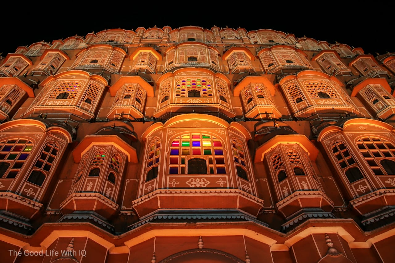 Hawa Mahal, Old City, Jaipur