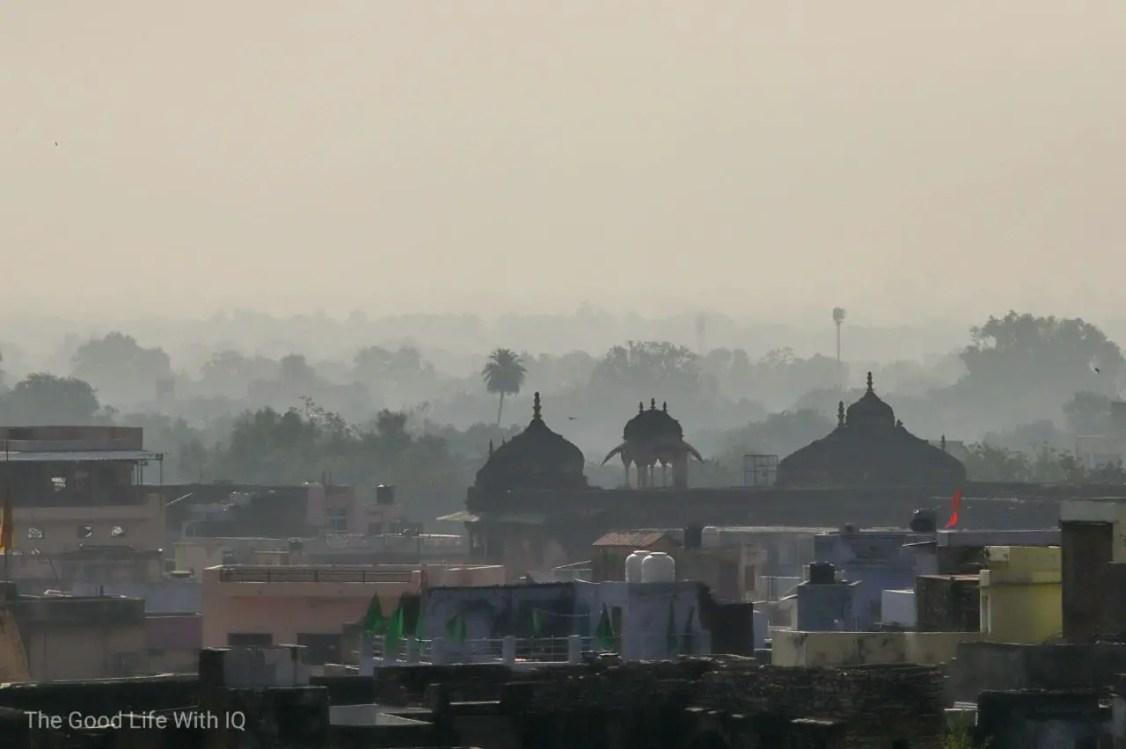 Morning mist, Bundi