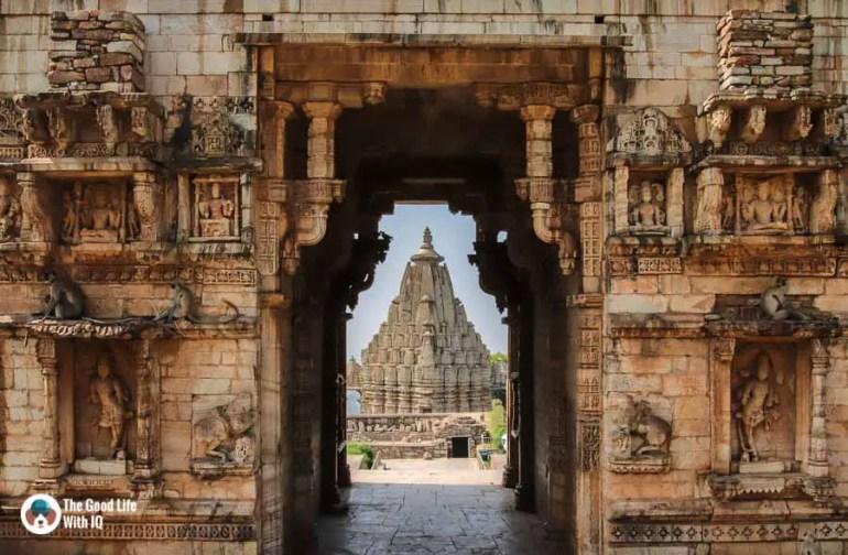 Samidheshwar temple - Chittorgarh