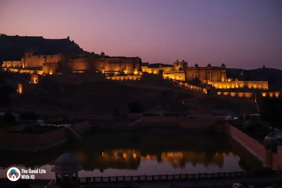 Amber Palace, Amer, Jaipur