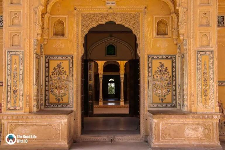 Entrance arch, Jaipur
