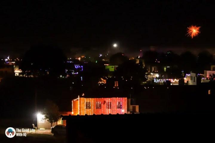 Fireworks - Sawai Madhopur
