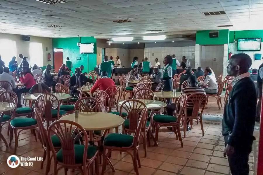 Kenya safari - Nairobi - K'Osewe Ronalo Foods