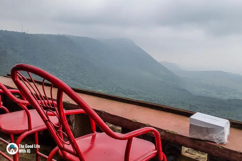 Kenya safari - Nakuru - Rift Valley view point