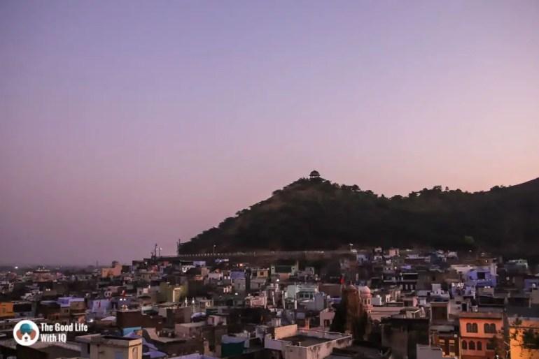Mordi ki Chhatri, Bundi