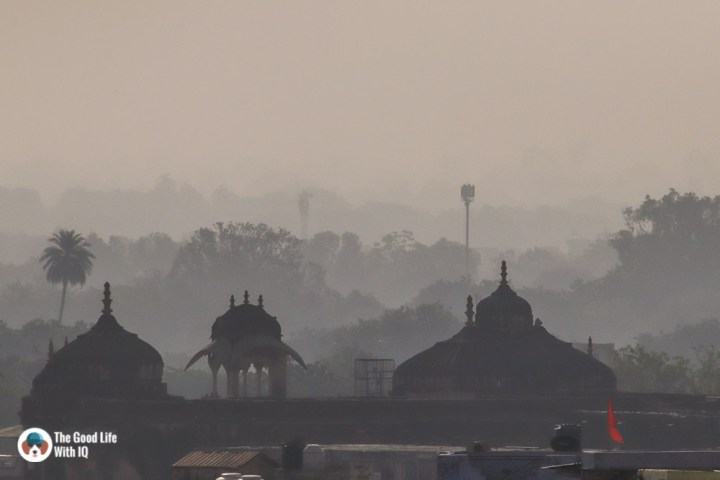 Hazy morning, Bundi - Offbeat places in Rajasthan
