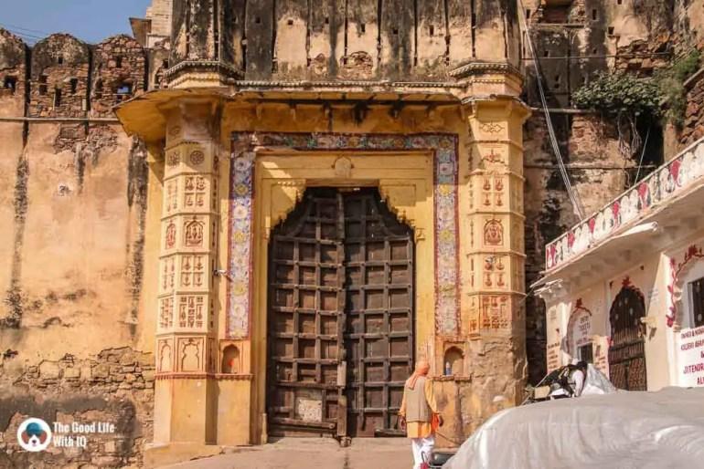 Main gate, Garh Palace, Bundi