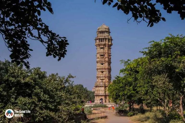 Chittorgarh Fort - Vijay Stambh