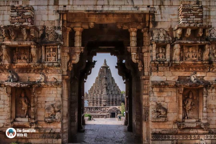 Chittorgarh Fort: ancient, massive and imposing