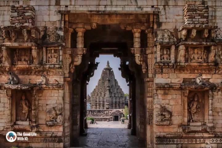 Chittorgarh Fort - Samadhisvara temple