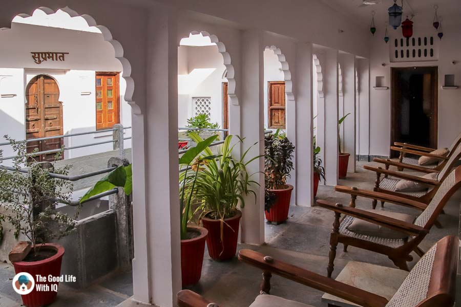 Padmini Haveli sit-out