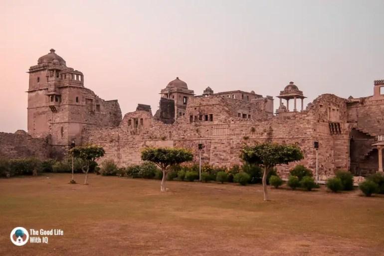 Chittorgarh Fort - Rana Kumbha Palace