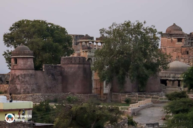 Chittorgarh Fort - Ratan Singh Palace