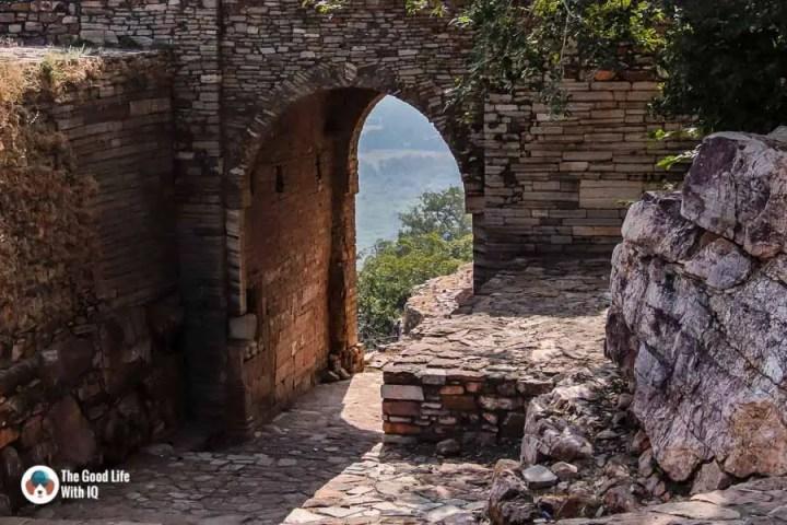 Chittorgarh Fort - Suraj Pole
