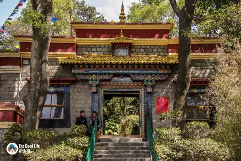 Norbulingka gate, Dharamshala