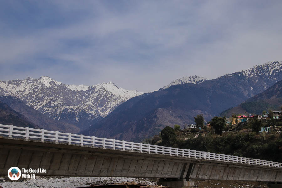 Bridge in Palampur