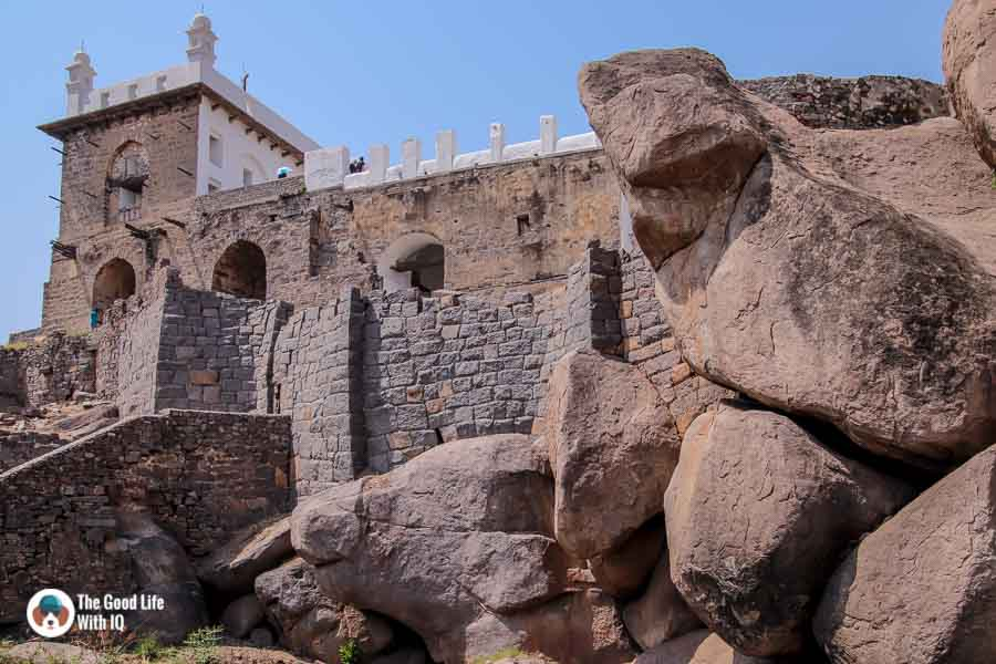 Durbar Hall, Golconda Fort