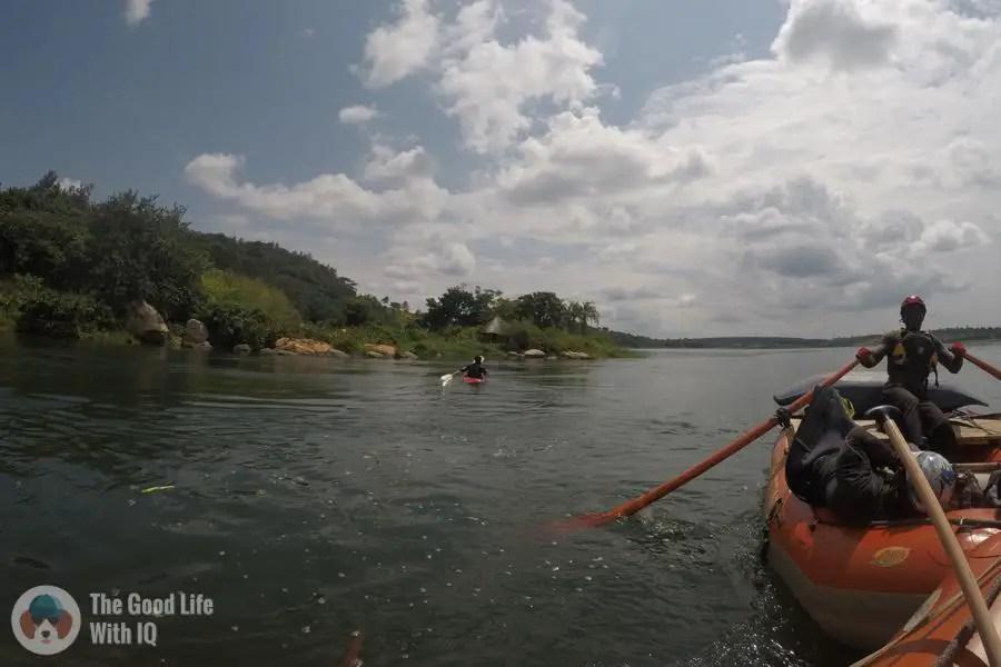 White Nile Rafting, Jinja, Uganda