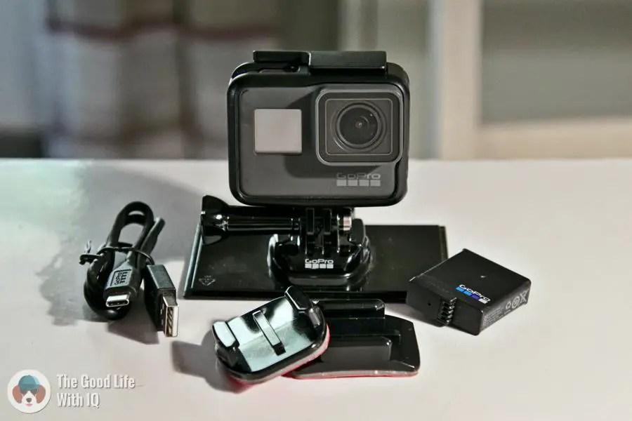 GoPro HERO 5 Black unboxed