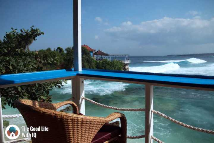 Secret point huts, Nusa Ceningan, Bali - Great places to stay