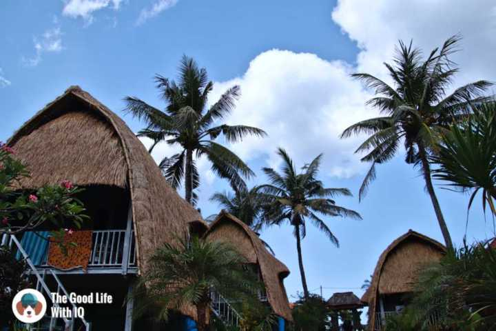Secret Point Huts, Nusa Ceningan, Best Places to Stay in Bali