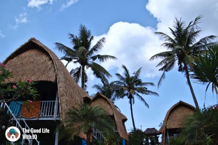 Secret Point Huts, Ceningan, Bali