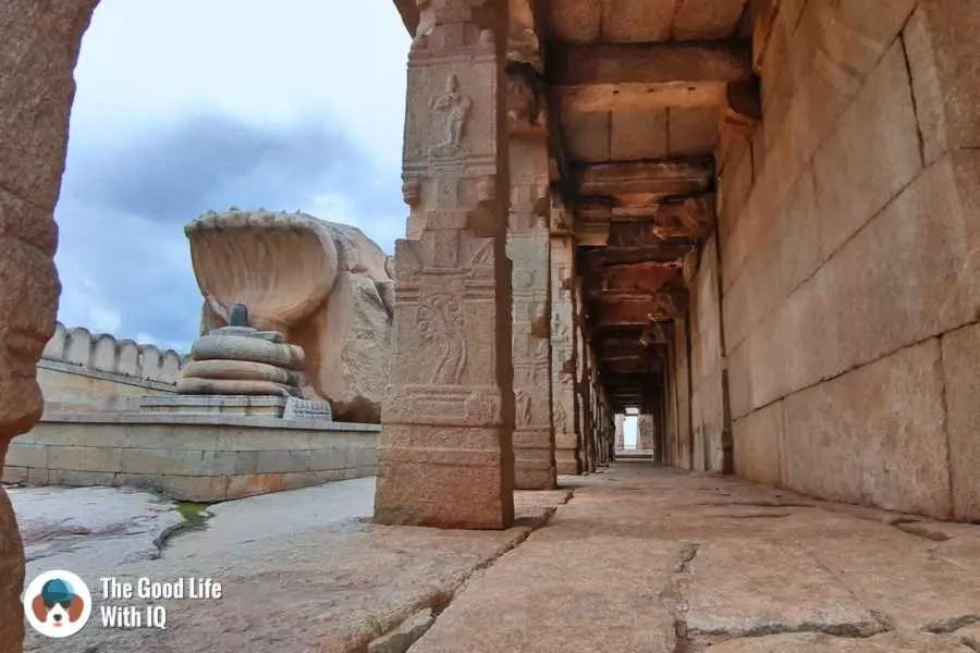 Naga linga - Day trip to Lepakshi from Bangalore
