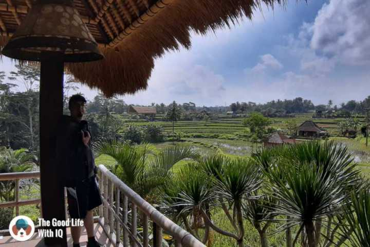 Karsa cafe - Three days in Ubud, Bali