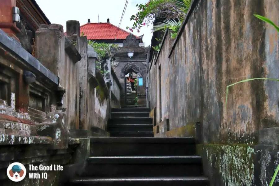 Stairs, Ubud, Bali