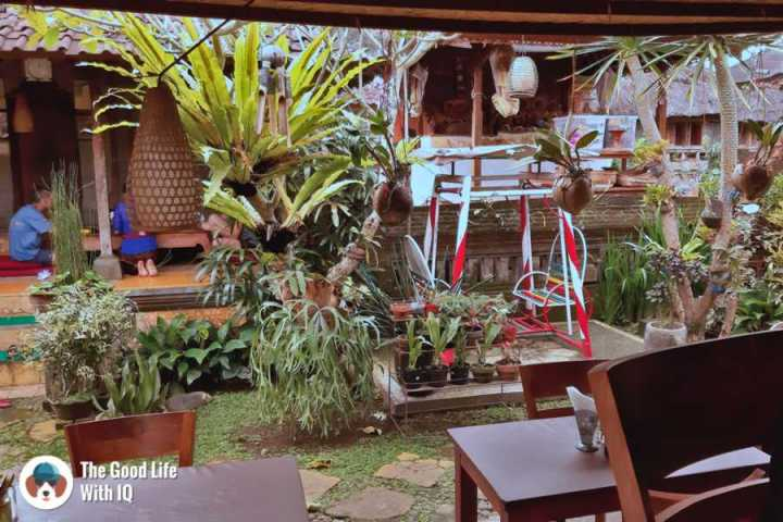 Warung Bu Rus - Three days in ubud, Bali