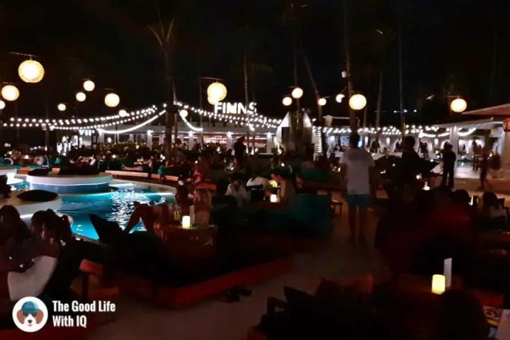 Finn's Beach Club - Canggu, Bali