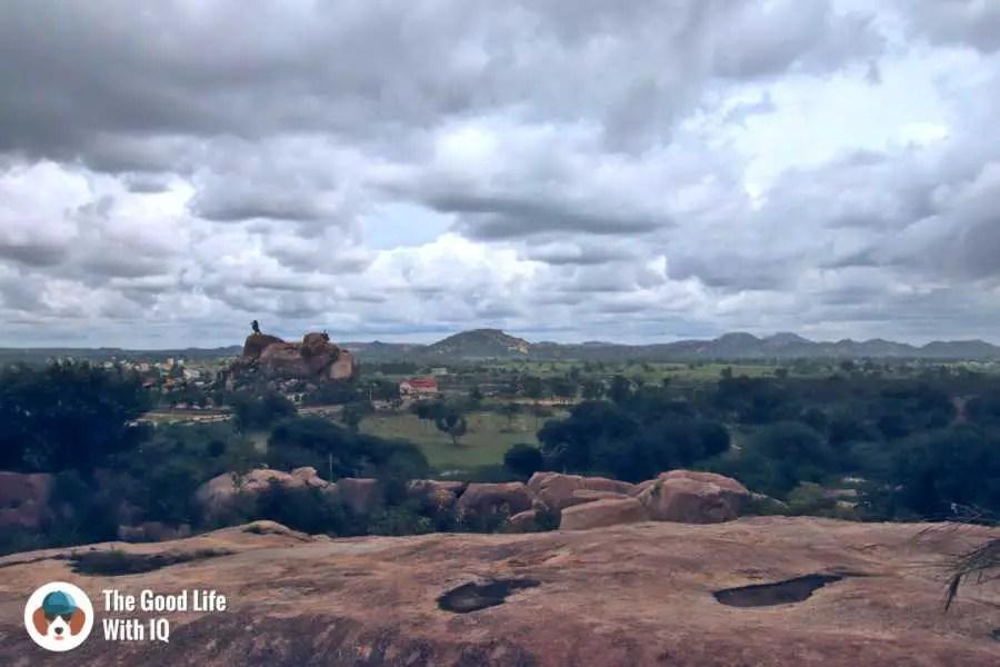 Landscape - Lepakshi