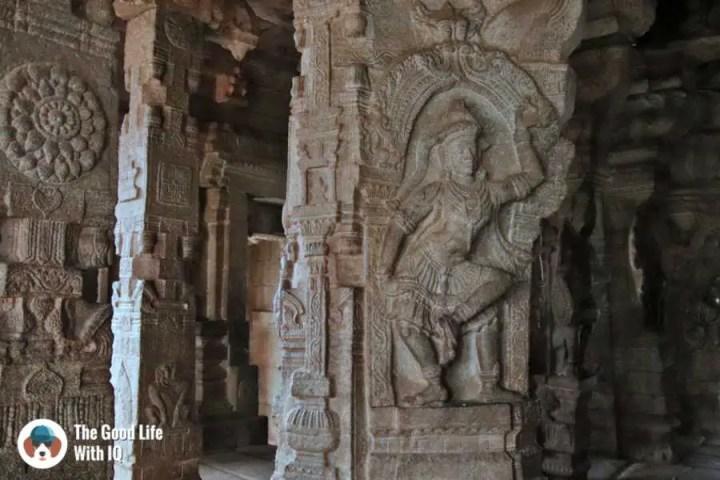 Bhringi - Day trip to Lepakshi