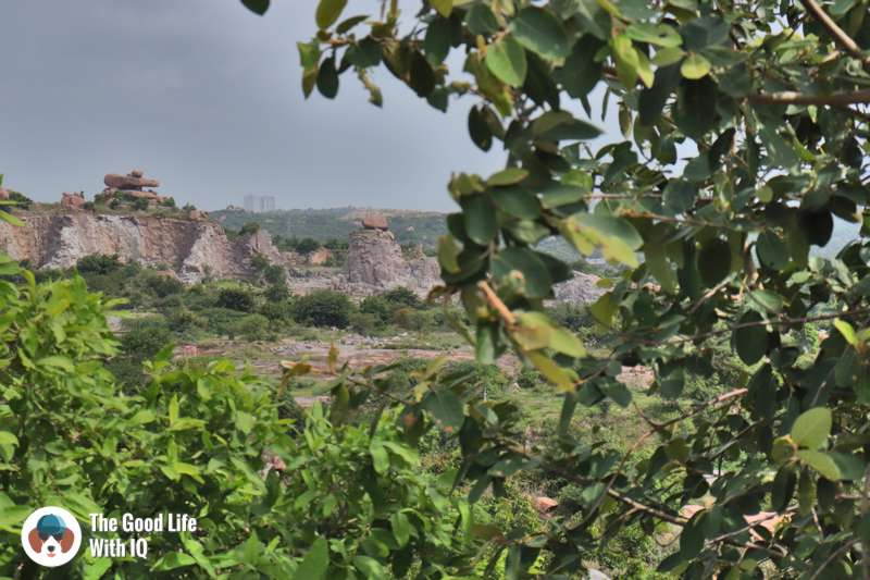 Granite quarry, Hyderabad