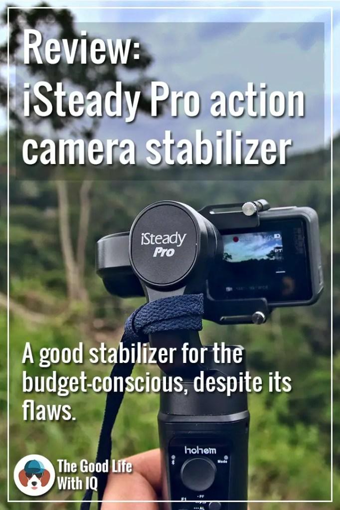 Pinterest thumbnail - Hohem iSteady Pro