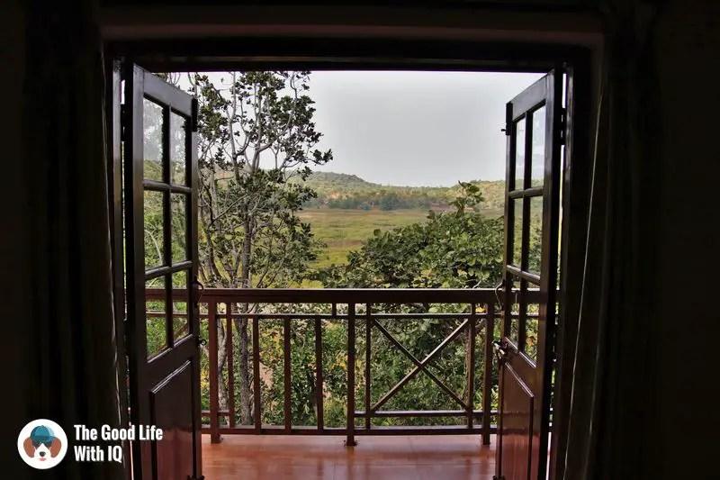 lake view, blackbuck resort - Hyderabad to Bidar road trip
