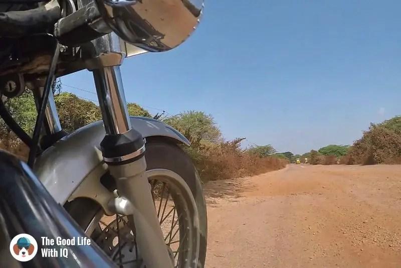 rough zaheerabad-bidar road