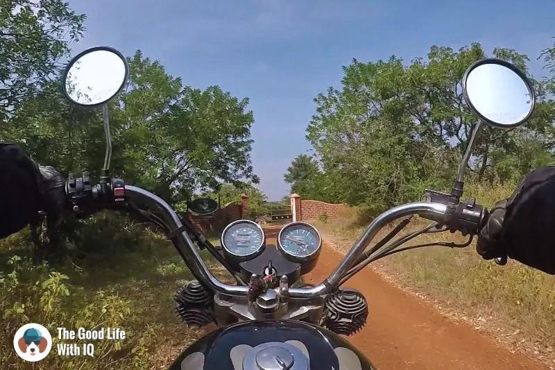 blackbuck resort - Hyderabad to Bidar road trip