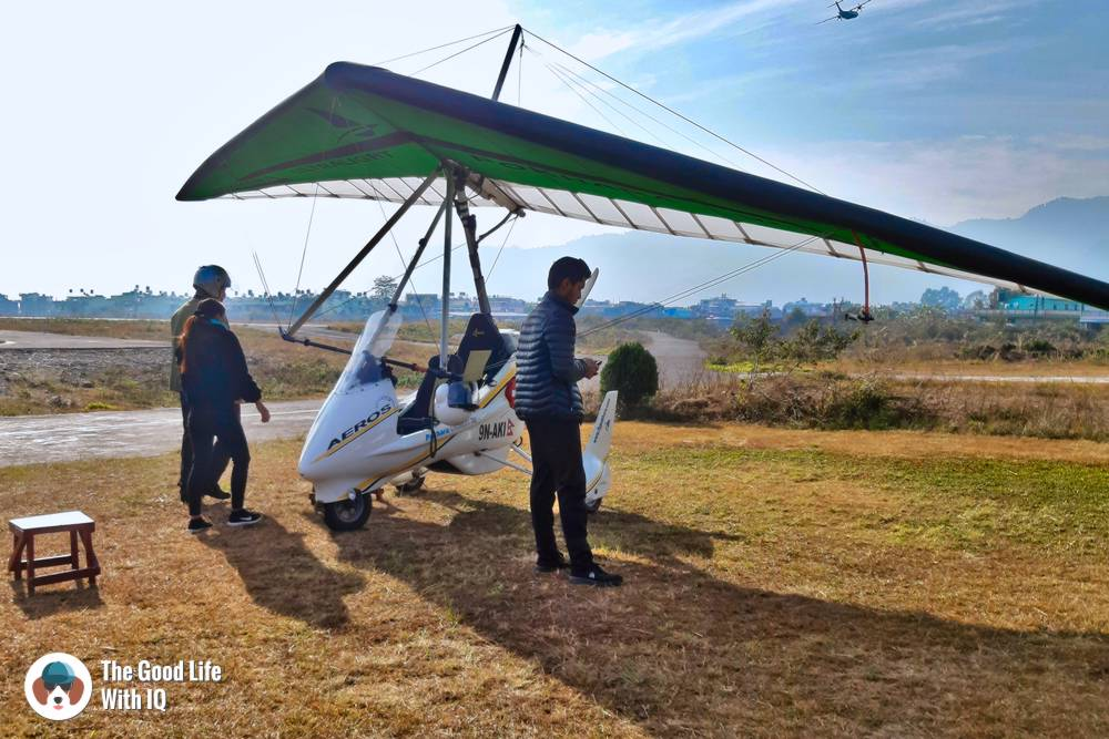 Ultralight aircraft - Things to do in Pokhara, Nepal