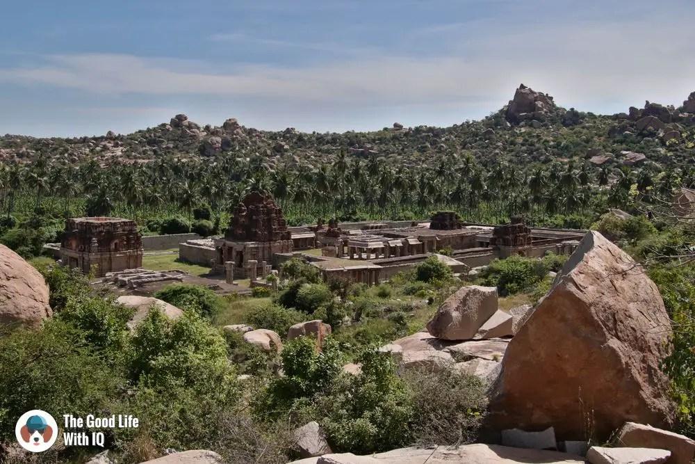Achytaraya Temple, Hampi