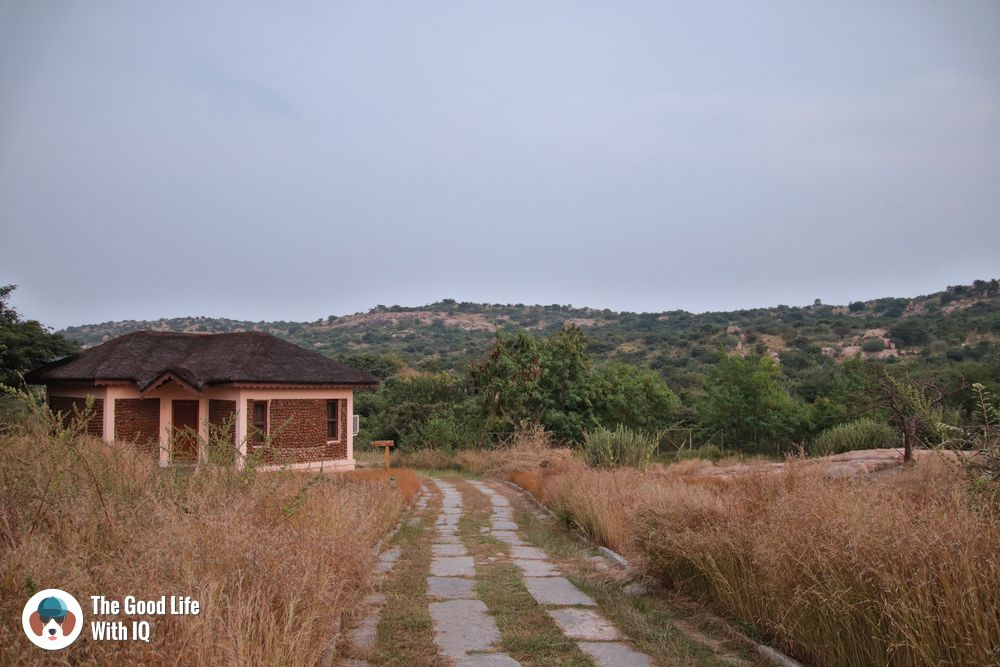 Cottage at Hampi Heritage and Wilderness Resort