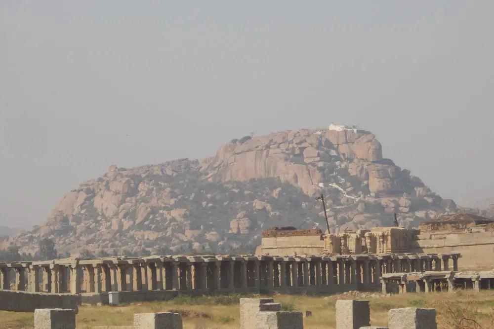 Anjaneya Hill, Hampi