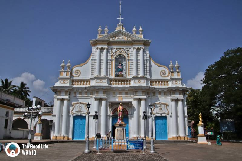 Cathedral of Our Lade of Immaculate Conception - 3 day trip to Pondicherry