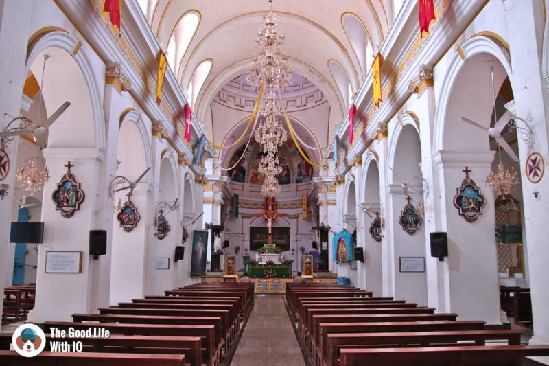 Immaculate Conception Cathedral  - 3 day trip to Pondicherry
