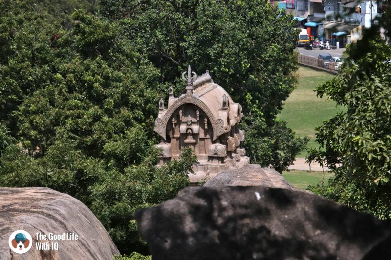 Panchapandava Mandapam, Mahabalipuram - 3 day trip to Pondicherry