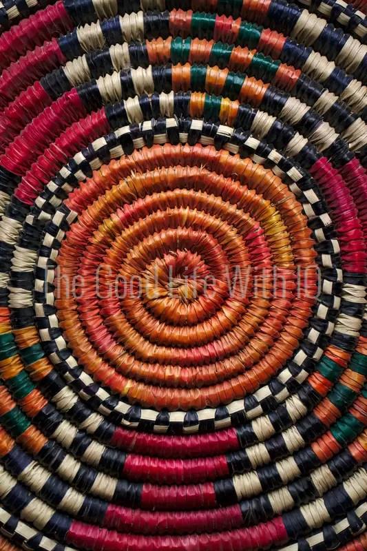 Basket pattern from Uganda (preview)