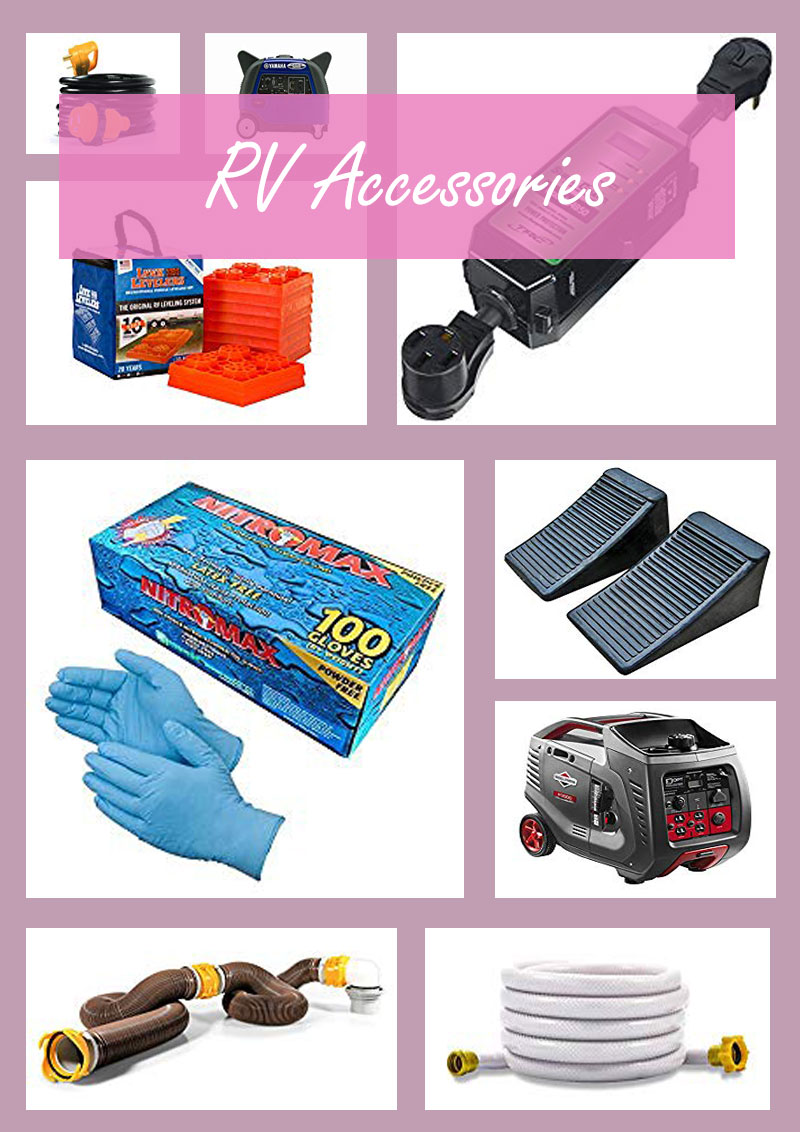camper accessories for inside